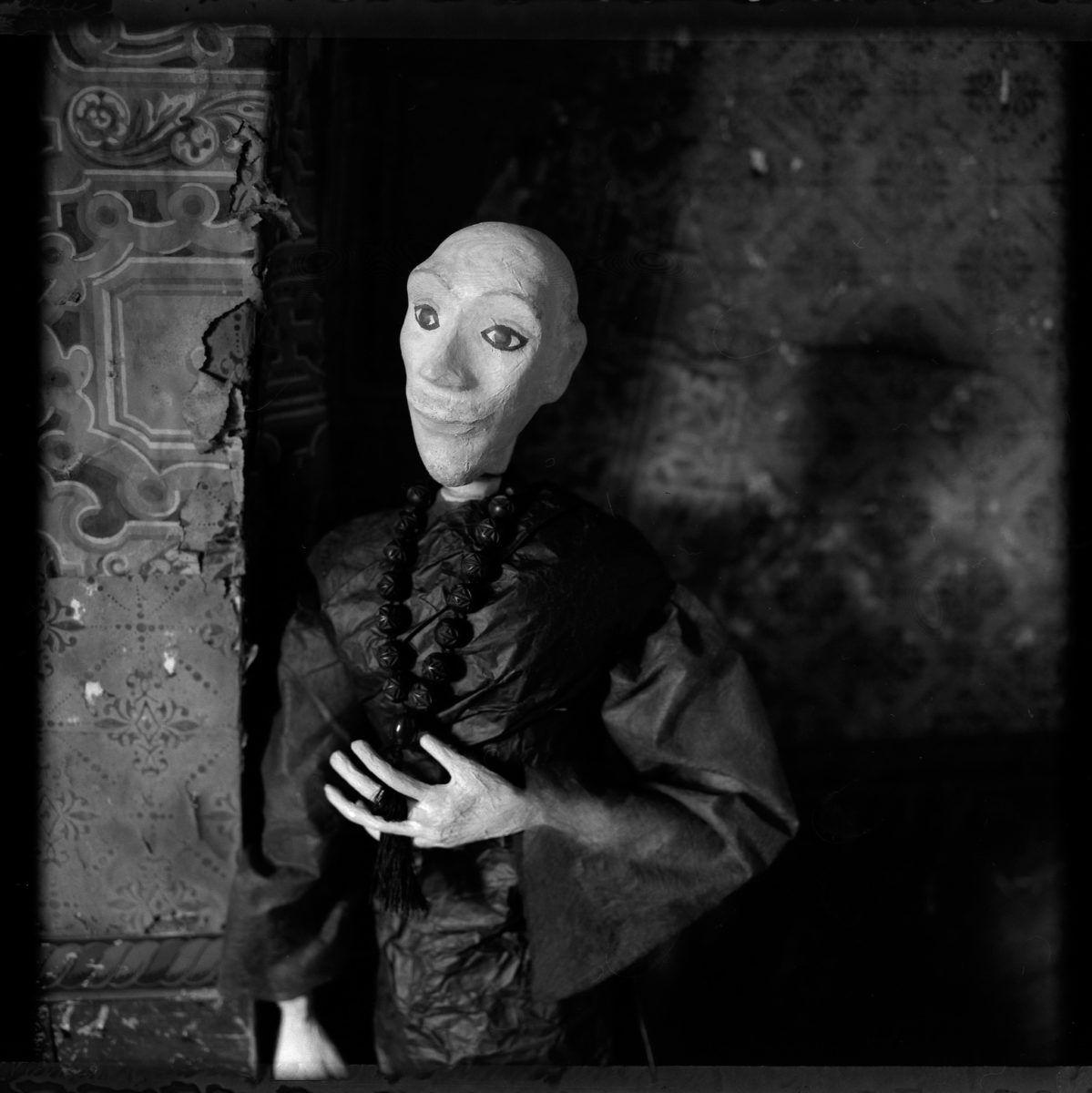 Marionnette, Josef Nadj, Georges Mélies, grenier