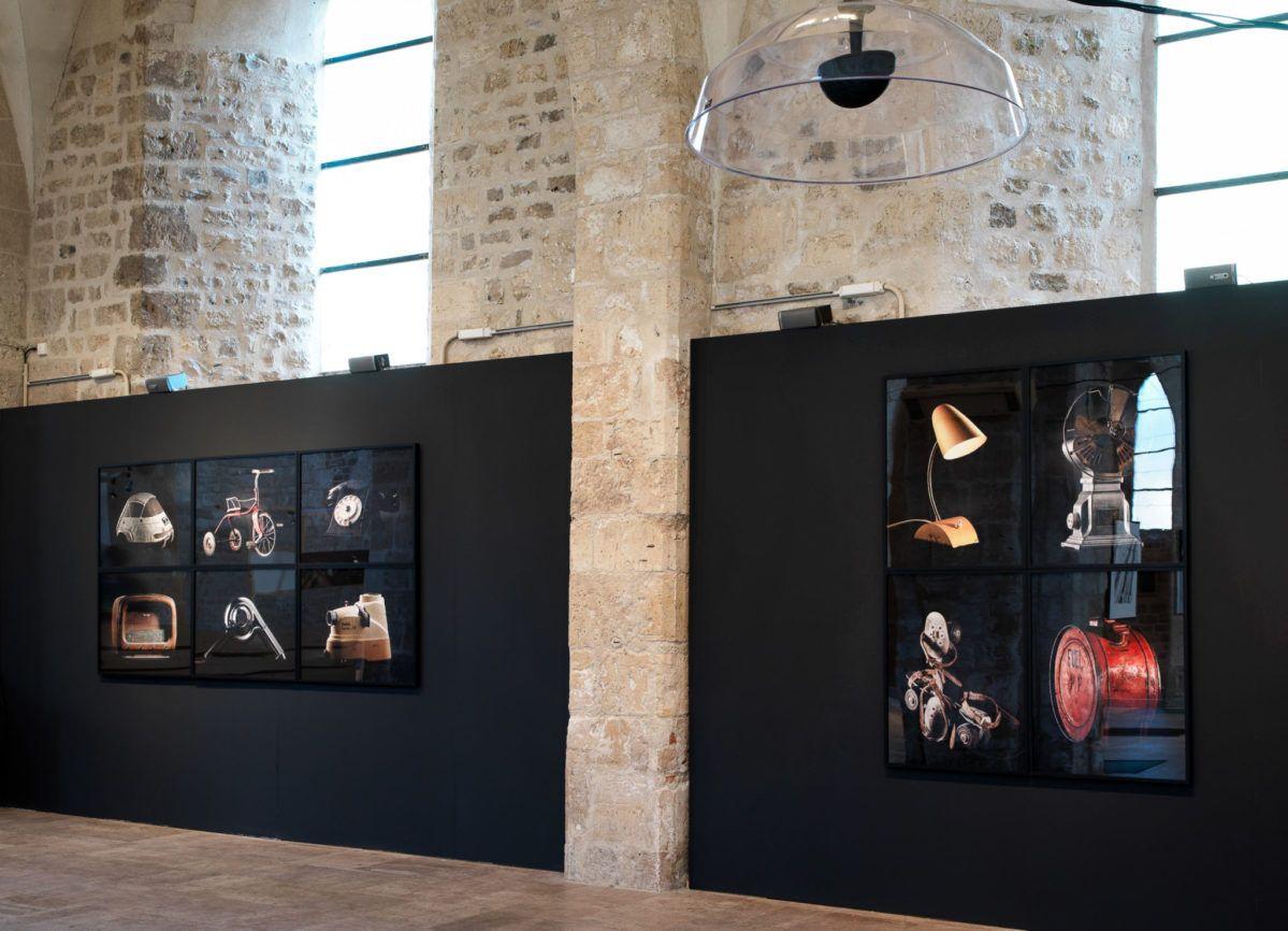 Exposition Orléans Portraits objets